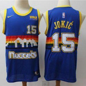 NBA Nike Nikola Jokic Denver Nuggets Jersey 13 NEW